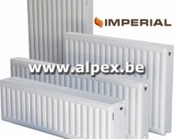 Radiateur  IMPERIAL   T22 900 x 600   1872 W
